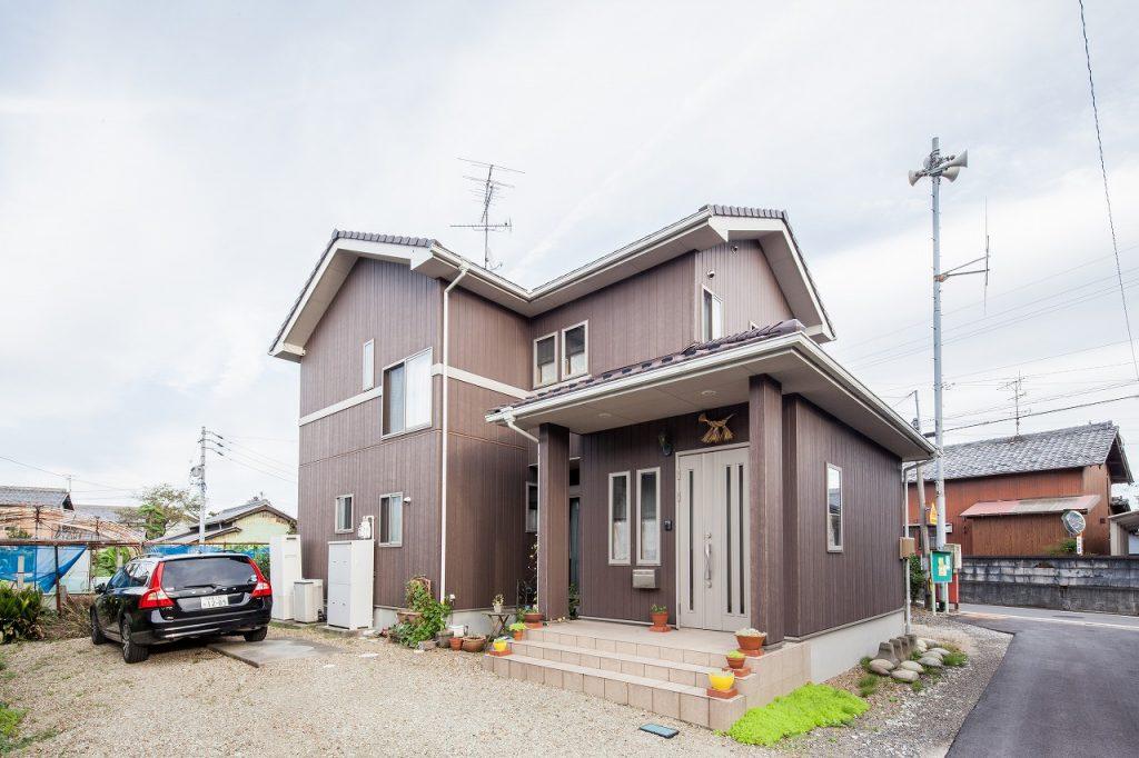 岐阜で建てた新築の家
