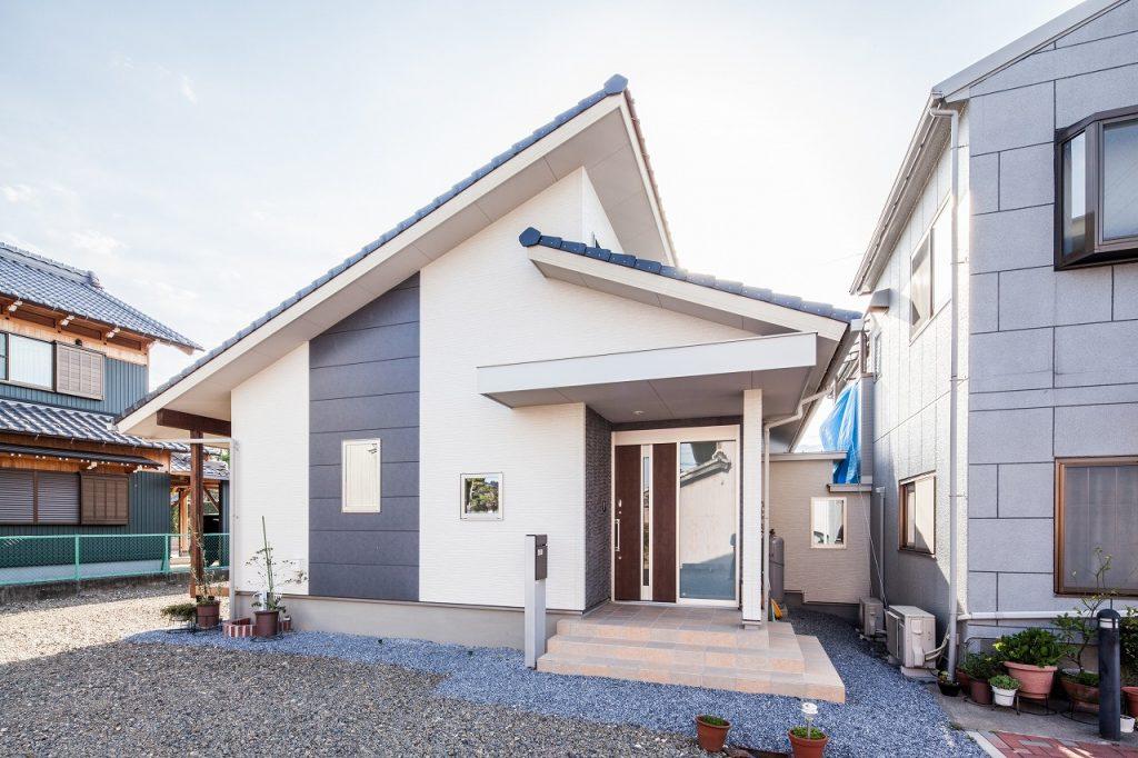 岐阜で建てた新築
