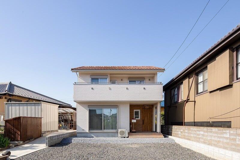 羽島市で建てた新築